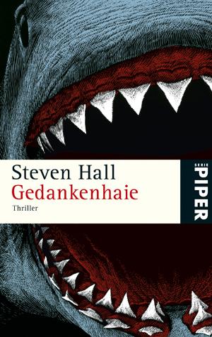 Steven Hall - Gedankenhaie (Piper, 2007)