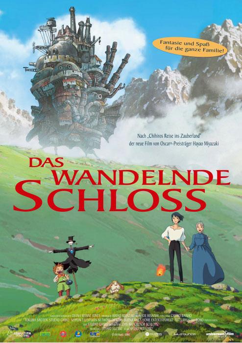 Das wandelnde Schloss (2006)
