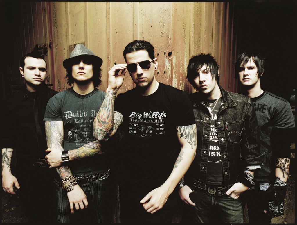 Eine Band auf dem Metal-Olymp.