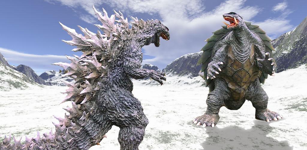 Godzilla-vs-Gamera