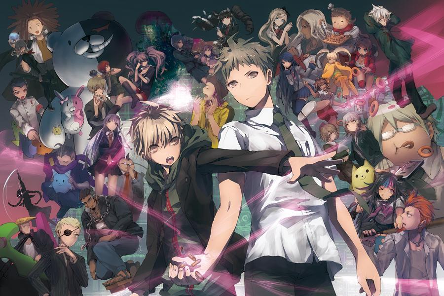 Manga Charaktere