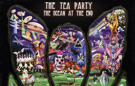 "CD-Tipp: The Tea Party – ""The Ocean at the End"""